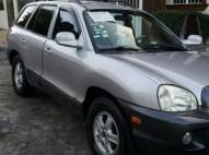 Se Vende Hyundai Santa FE 2005