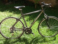 Se vend un Trek moutainbike