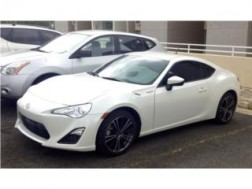 Se Regala FR-S 2013 Blanco STD