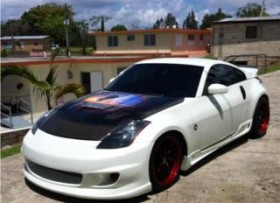 Se cambia Nissan 350z Turbo 2004