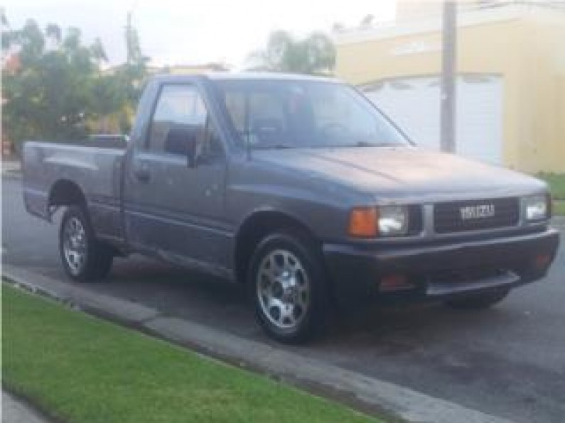Se vende Isuzu Pick up