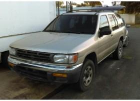 Se vende Nissan Pathfinder 98 4x4