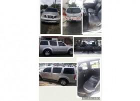 Se vende Nissanpathfinder 2006