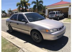 Se vende Toyota corolla 1999