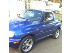 Se vende suzuki X90 1996