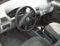 Skoda Fabia 2001 Gasolina