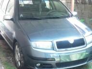 Skoda Fabia 2005 Hatchback