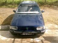 Skoda Felicia 1997 Con Motor De Toyota Corolla Del 97 Telefono 809