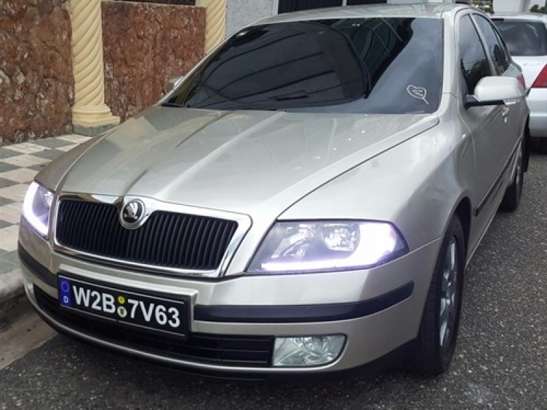 Skoda Octavia A 5 2006