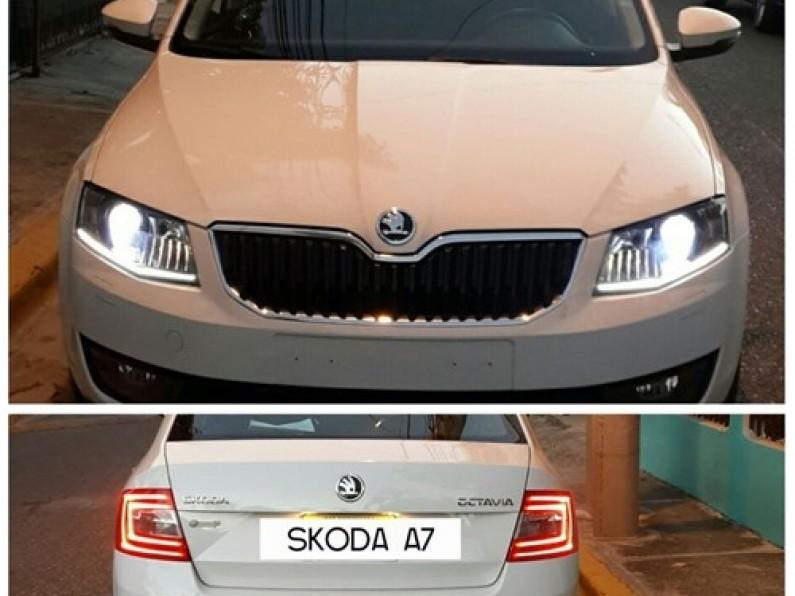 Skoda Octavia A7 2015