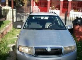 Skoda fabia 2002 combi diesel