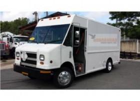 Step Van o Food Truck FreightLiner