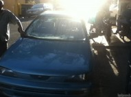 Subaru Impreza 1994 Gas
