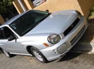 Subaru Impreza 2002 Buenas Cond Cel 829 877 4946