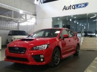 Subaru Impreza WRX STI 2016