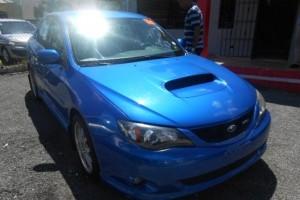 Subaru WRX STI 2008