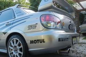 Subaru WRX-STI  2006