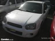 Subaru impreza blanco 2005