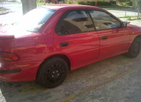 Subaru Impreza 1994 super carro en venta