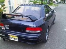 Subaru Impreza japones