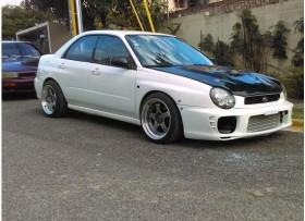 Subaru impreza 1jz