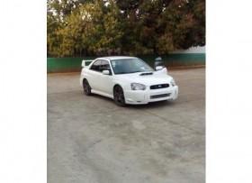 Subaru impreza turbo WRX