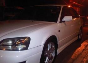 Subaru legacy 2002 4wd