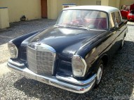 Super Clasico Mercedes Benz Negro 1964motor regalo 149000