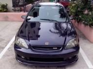 Super carro Honda civic vi rs 99 00