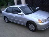Super carros Honda Civic 2001