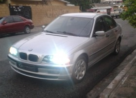Super carro bmw 318i 2001