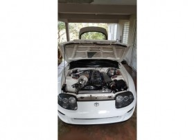 Supra 1994 twin turbo 1100whp uso diario