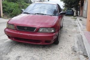 Suzuki Baleno 1998