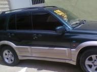 Suzuki Grand Vitara 2001 verde