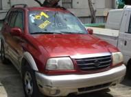 Suzuki Grand Vitara 2001