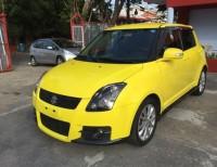 Suzuki Swift Sport 2010