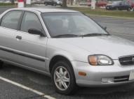 Suzuki esteem 2000 GasGasolina