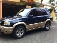 Suzuki grand vitara 02 excelentes condiciones