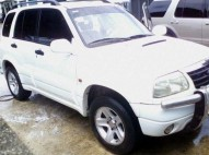 Suzuki grand vitara 2002 Turbo diésel