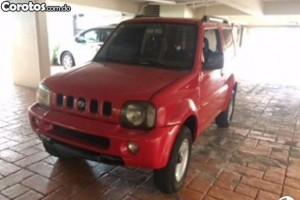 Suzuki jimny 2001 excelentes condiciones