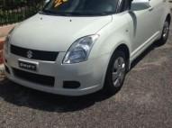 Suzuki swift 2006 blanco perla excelentes condiciones