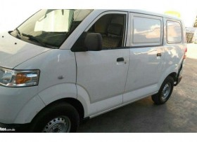 Suzuki APV 2012 En condicion