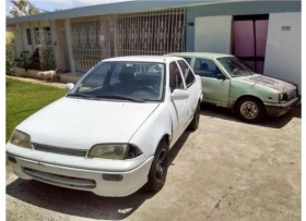 Suzuki Esteem 13 lt límite edición