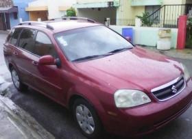 Suzuki Forenza 2006