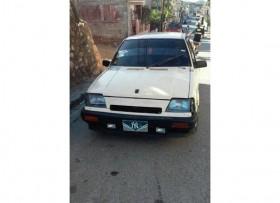 Suzuki Forza 1989