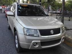 Suzuki Grand Vitara 2006 Impecable