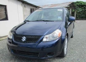 Suzuki SX 4  2008