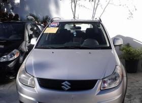 Suzuki SX 4 Hatchback AWD 2008