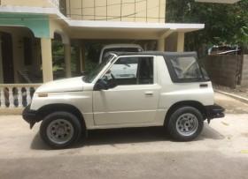 Suzuki Sidekick 1995