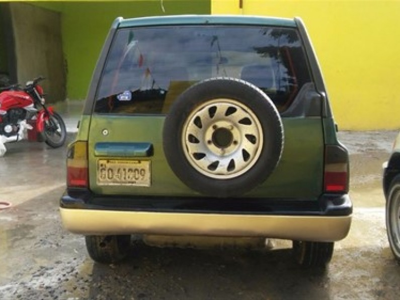 Suzuki Sidekick 1997